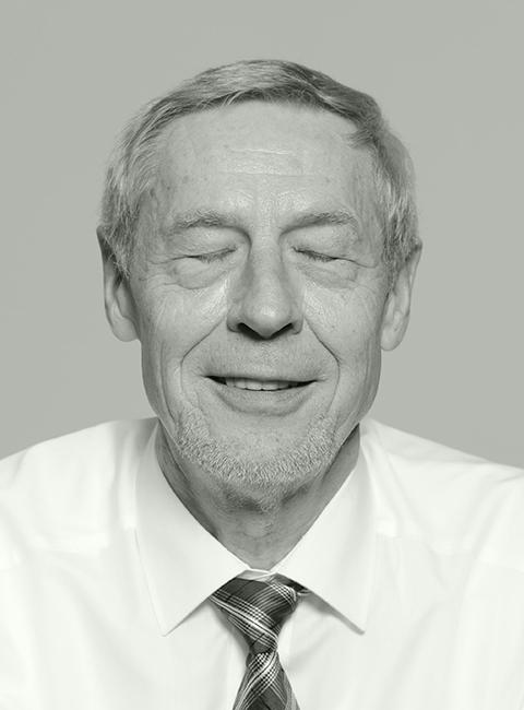 Erwin Kress, Physiker, Mitglied im Bundesvorstand des HVD