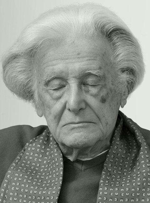 Dr. Ralph Giordano, Schriftsteller, Journalist