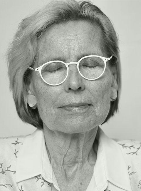Dr. Silvia Bovenschen, Literaturwissenschaftlerin, Schriftstellerin